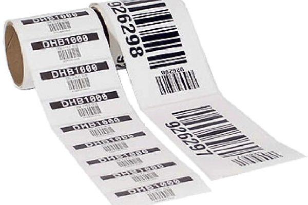Lamine Termal Barkod Etiket