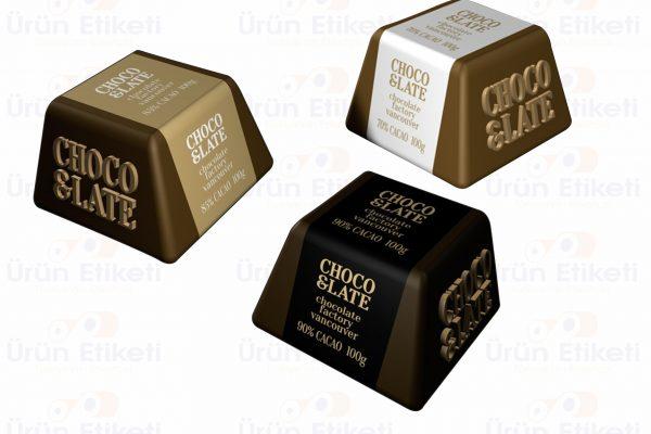 Çikolata Etiketi